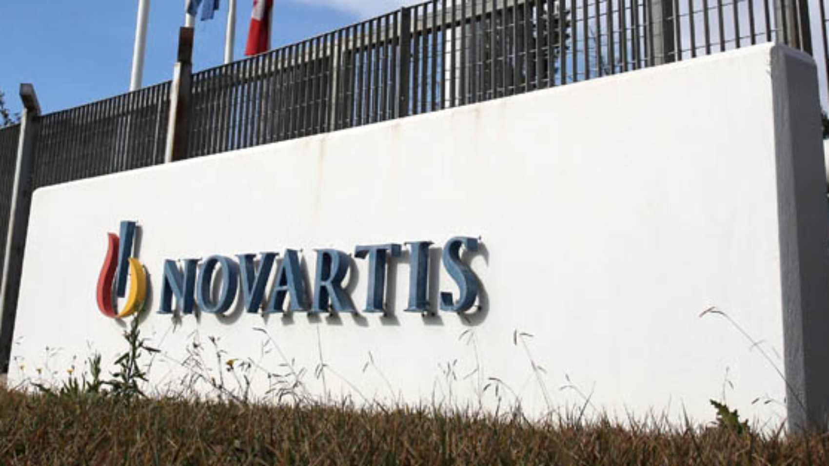 epa05697936 External view of the offices of Swiss medicine maker Novartis in Athens, Greece, 04 January 2017. Corruption prosecutors raided the offices of Novartis several days earlier as part of an ongoing investigation into allegations that Novartis bribed doctors and public officials. Greek authorities also requested the assistance of US authorities who first launched an investigation into the drug maker two years ago.  EPA/ALEXANDROS VLACHOS